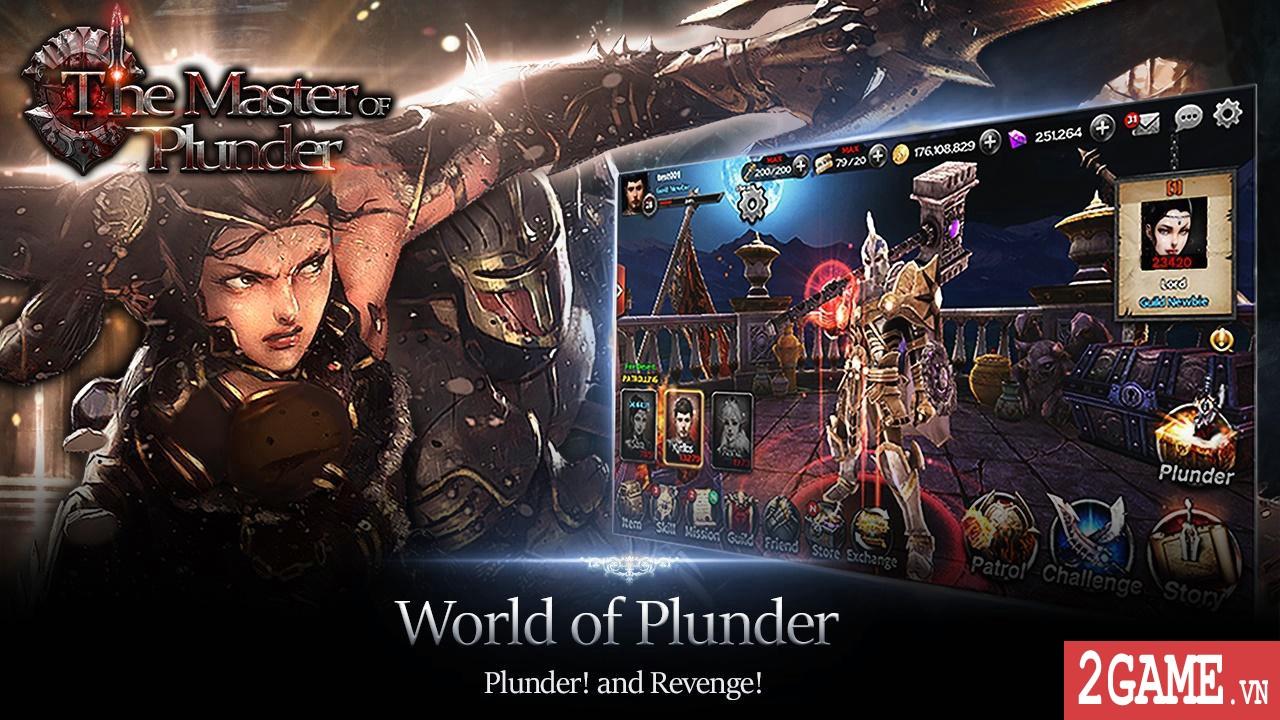 Master of Plunder