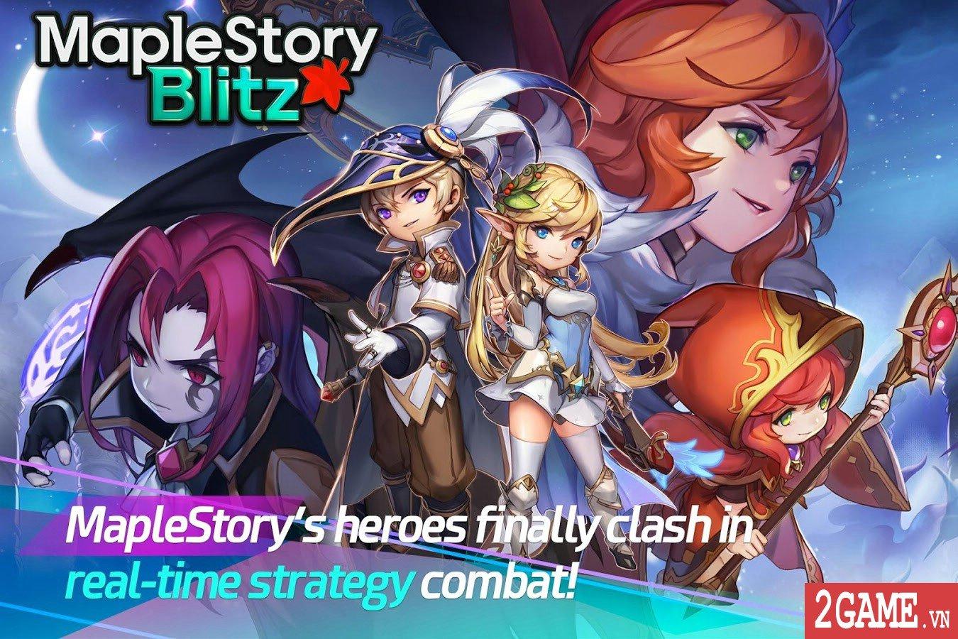 MapleStory Blitz