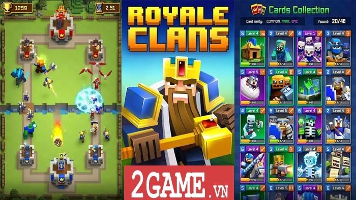 Royale Clans