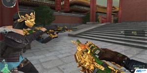 Lộ diện bộ vũ khí lấy cảm hứng từ Quan Vân Trường trong update tháng 11 của Đột Kích