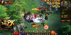 Võ Thần PK – Webgame nhập vai chủ đề Tam Quốc cập bến Việt Nam