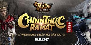 Tặng 333 VIP code webgame Tây Du Chi Lộ