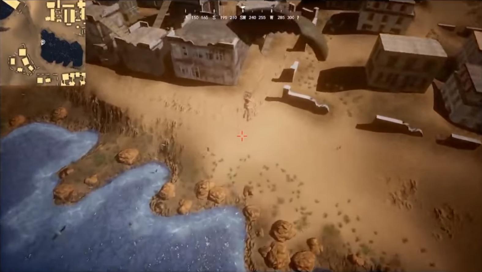 The Fittest Battle Royale