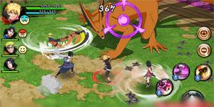 Cận cảnh Naruto x Boruto: Ninja Borutage – Game nhập vai ninja phong cách mới