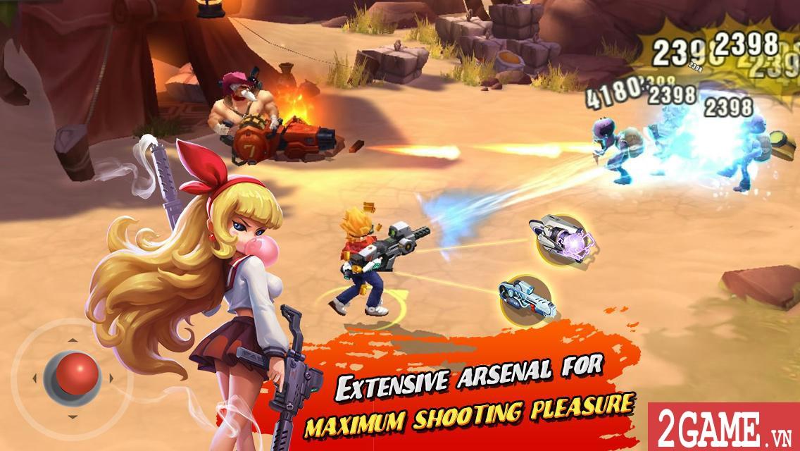 Treasure Raiders: Zombie Crisis