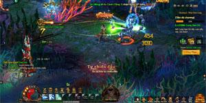 Cửu Thiên Phong Thần khiến người chơi bận rộn với hàng tá hoạt động giao tranh