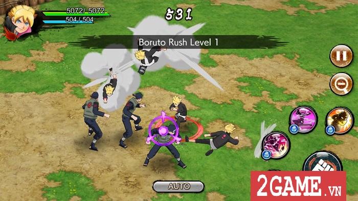 Naruto x Boruto: Ninja Borutage