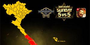 Đến Đà Nẵng tìm đội vô địch tham dự giải 360mobi Pro League