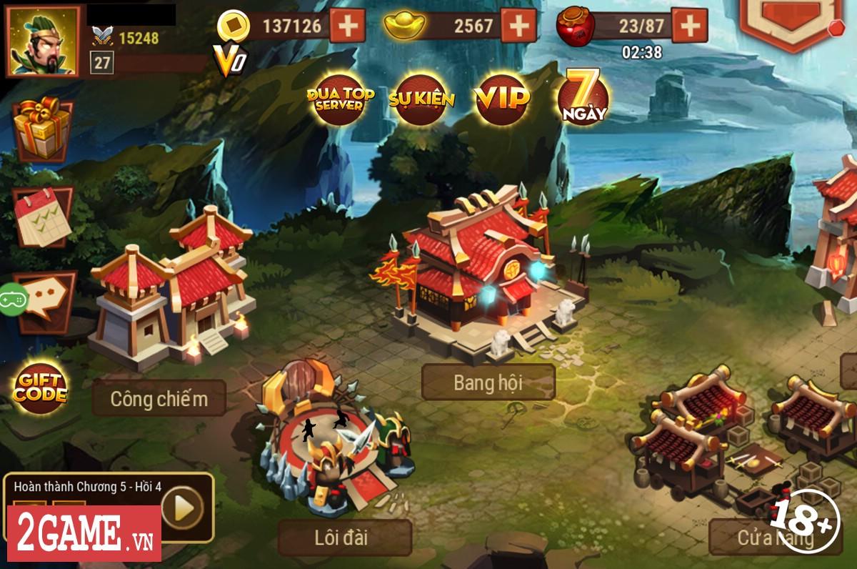 Hảo Hán Ca Mobile