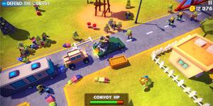 Dead Venture: Zombie Survival – Hãy lái chiếc xe hầm hố này và xử đẹp bọn zombie gớm giếc đi nào!