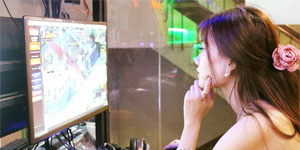 Webgame nhập vai Cửu Thiên Phong Thần không thiếu nữ game thủ chơi game