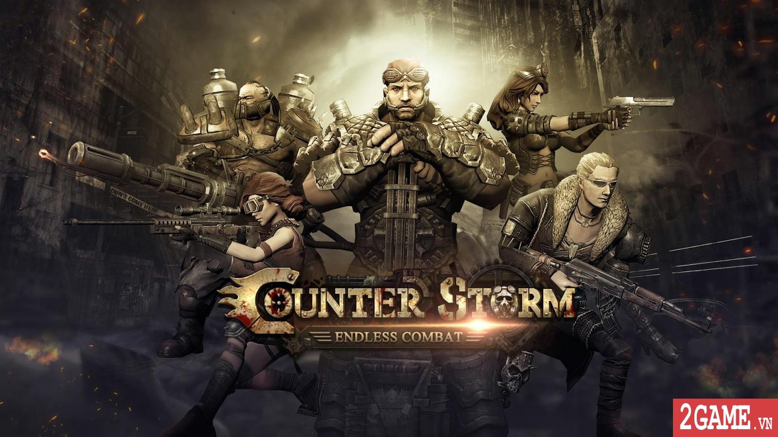 Counter Storm: Endless Combat