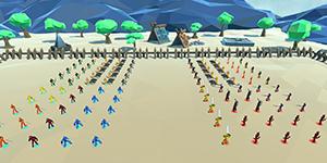 Epic Battle Simulator – Game mô phỏng chiến trận cực kỳ hoành tráng