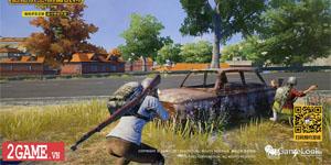 PUBG: Thrilling Battlefield – Phiên bản game di động mang đến lối chơi PUBG hoàn hảo nhất