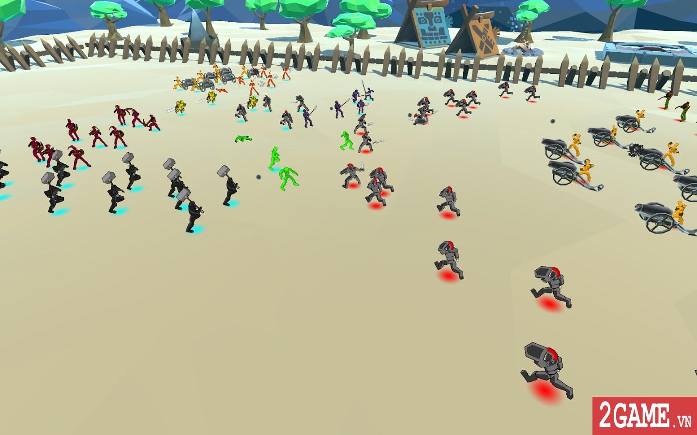 Epic Battle Simulator