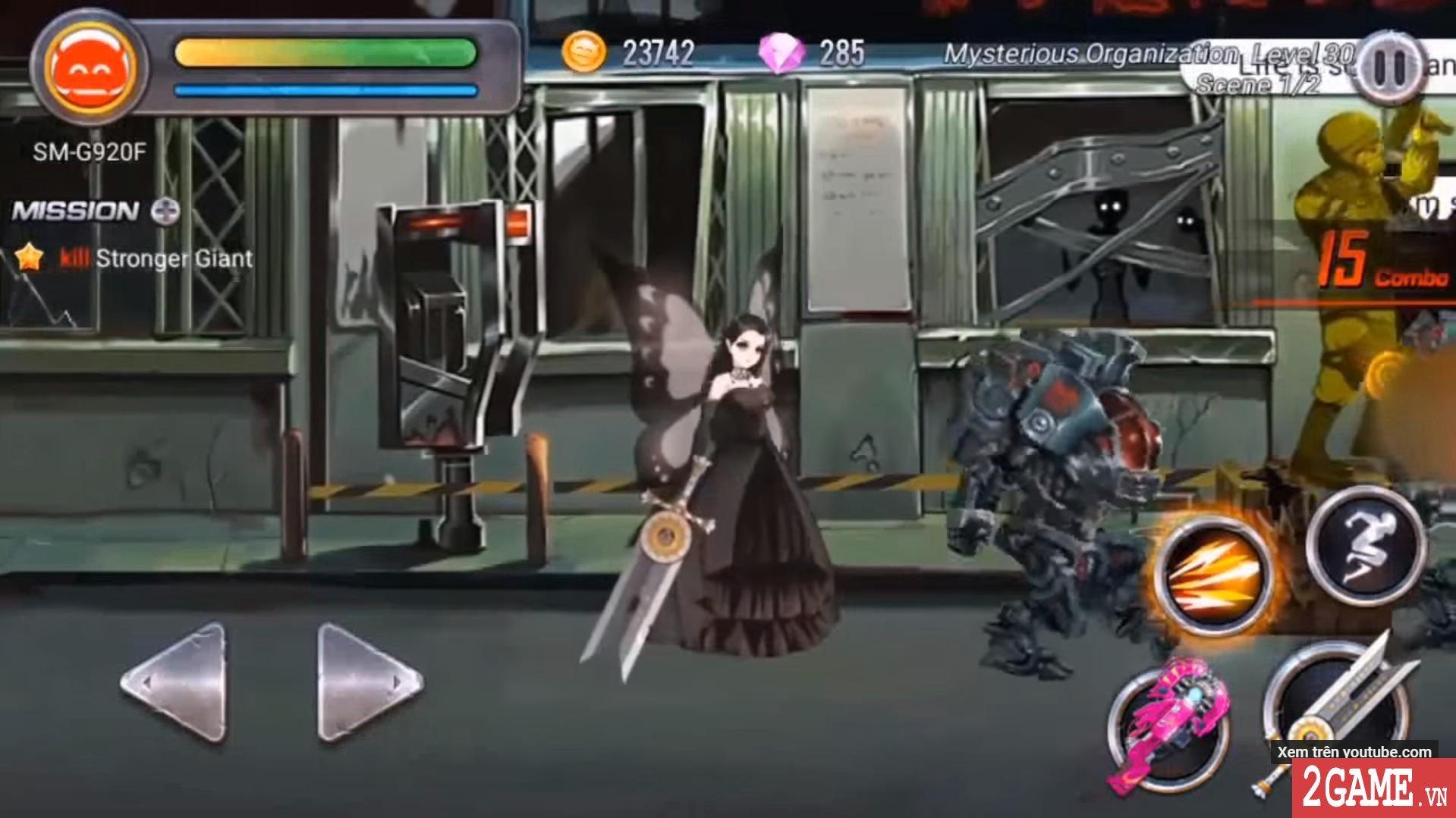 The Girls: Zombie Killer