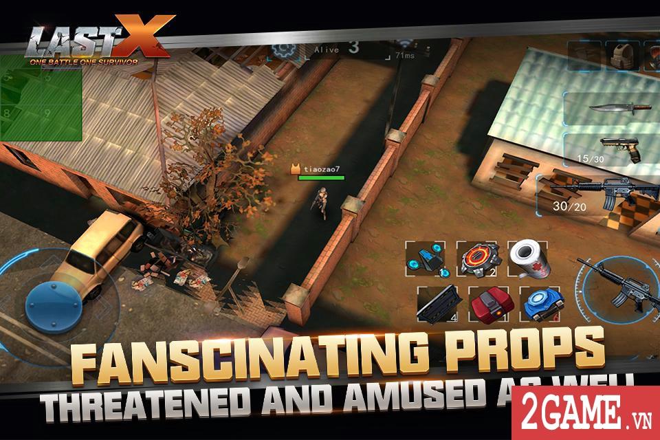 Last X: One Battleground