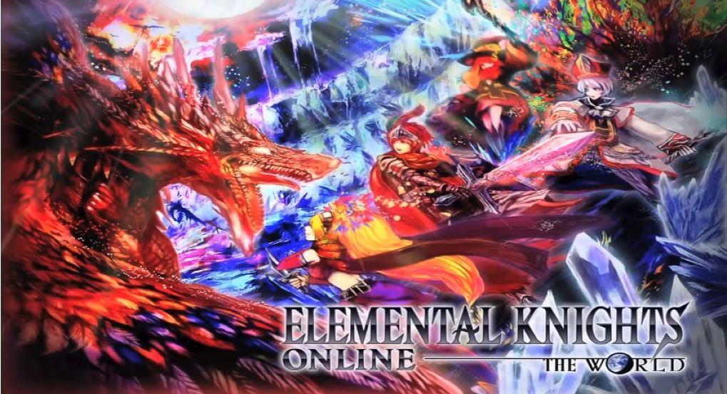 Elemental Knights Online R