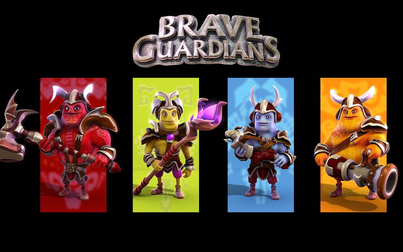 Brave Guardians TD