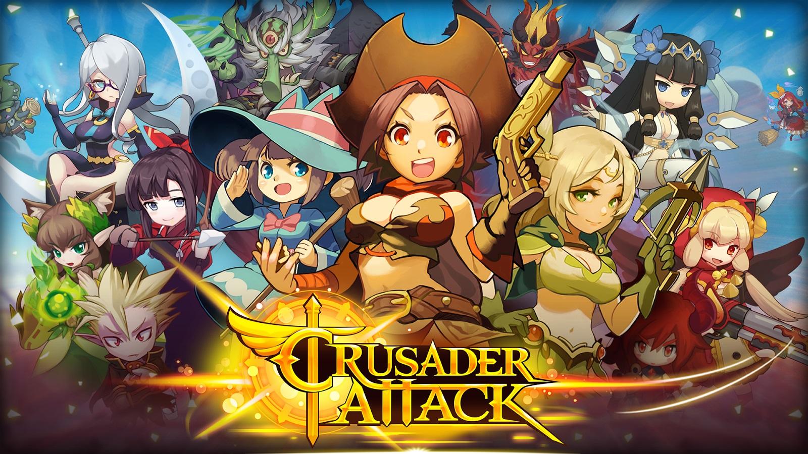 Crusader Attack