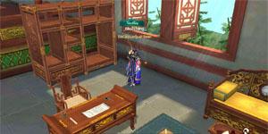 Game thủ đã có thể trở thành địa chủ trong Cửu Âm VNG