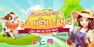 """Nông Trại H5 – Game tái hiện một thời """"trộm hoa hái quả"""" cập bến Việt Nam"""