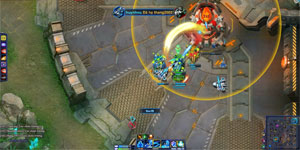 Game thủ nói gì về game MOBA bắn tank BangBang 2?