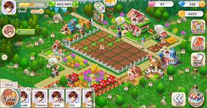 Cảm nhận game Nông Trại H5: Quen thuộc trong lối chơi, đổi mới ở mặt hình ảnh