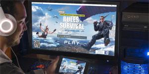"""Rules of Survival – Game mobile """"nhảy dù bắn súng"""" ra mắt bản PC"""
