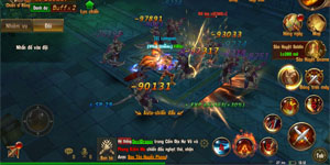 Vĩnh Hằng Kỷ Nguyên khiến người chơi phẫn nộ trước tình trạng thường xuyên không vào được game