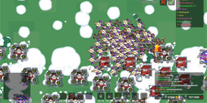 Lordz – Tuyệt đỉnh chiến thuật thời gian thực dưới lốt game io