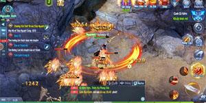 Game mobile Cổ Kiếm Truyền Kỳ tự tin mang đến một thế giới thần tiên sắc nét