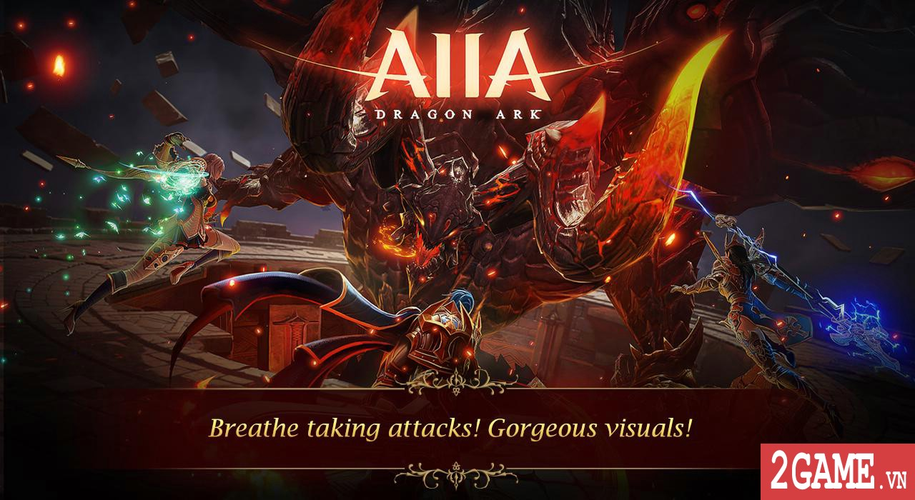 Aiia: Dragon Ark