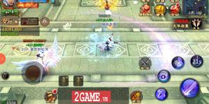 Kiếm Đãng Giang Hồ – Game nhập vai cày cuốc dung hợp chất chơi giữa thể loại Kiếm hiệp và Tiên hiệp