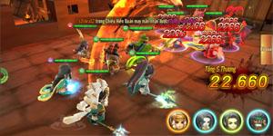 Đánh giá Tiểu Tiểu Ngũ Hổ Tướng: Dù không khác biệt nhưng tính năng game lại rất đầy đủ