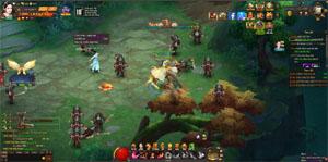 Webgame Sở Kiều giúp người chơi đến gần hơn với các nhân vật trong phim