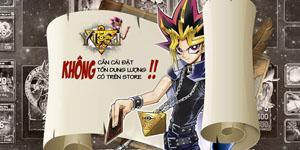 Yugi H5 tổ chức giải đấu mang tên Battle City, sân chơi lớn cho bài thủ ma thuật