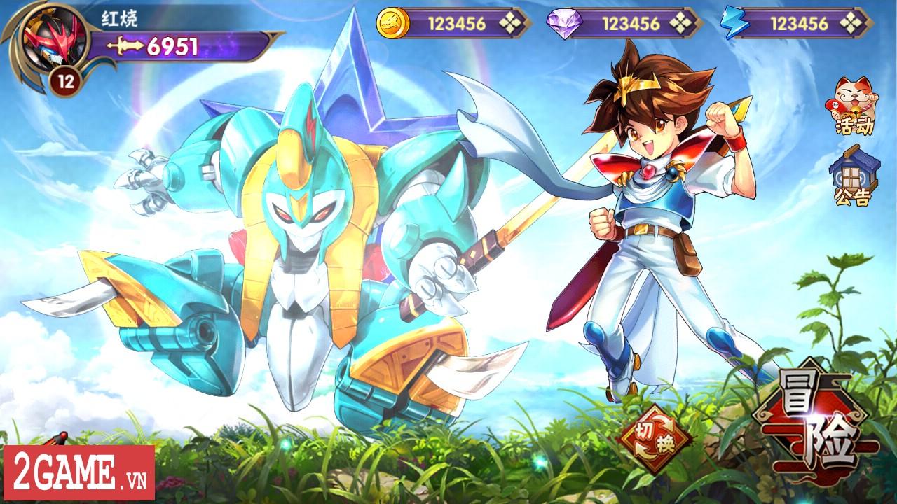 Devil God Heroes