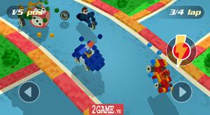 Blocky Racing – Phiên bản game đua xe thú với đồ họa ngộ nghĩnh