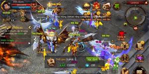 Cảm nhận MU FATE: Game mobile nhập vai mang lối chơi nguyên bản MU Online