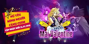 Hòa nhịp cùng U23 Việt Nam, game Yugi H5 liền ra mắt nhân vật mới Mai Valentine