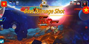 Trong Gunbound M không phải cứ bắn trúng là xong, bạn cần phải làm hơn thế nữa!