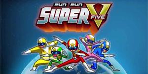 Run Run Super V – Game Siêu Nhân chạy bất tận cực kỳ vui nhộn