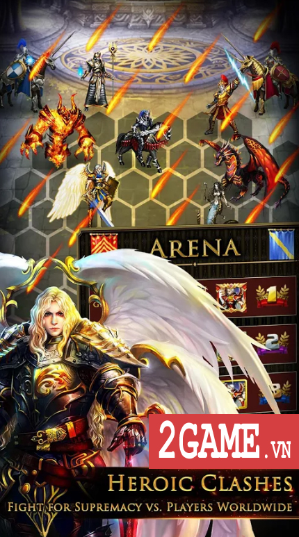Heroes of Might Mobile