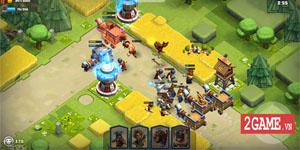 Cảm nhận Caravan War – Game chiến thuật kết hợp thủ thành mang đẳng cấp quốc tế