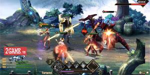 Chơi thử game Thần Thoại PK bản tiếng Việt: Khi trận chiến giữa các vị thần được đẩy lên cao trào