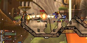 Hầu hết các tựa game bắn súng tọa độ về sau đều phải thừa nhận Gunbound là sự phụ