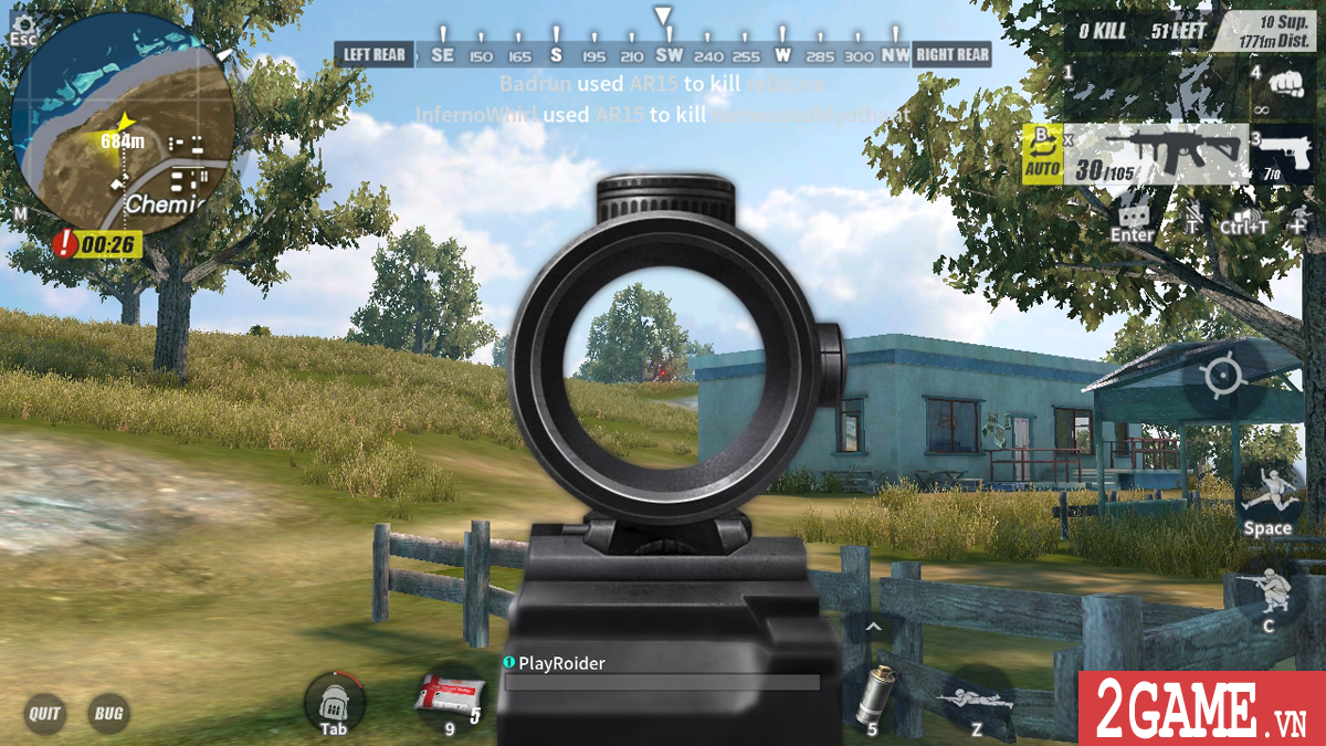 Rules of Survival PC