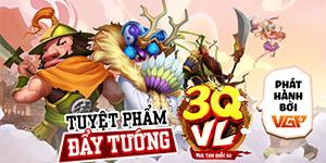3Q VL – Vua Tam Quốc GO cập bến Việt Nam