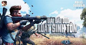 Rules of Survival PC ra mắt giải đấu Duo quy mô ngay đầu năm 2018